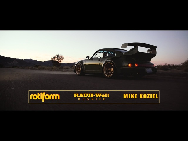 CLICKTHROUGH // The Roads Less Traveled - LV to LA ( Rauh-Welt Begriff Porsche 964 )