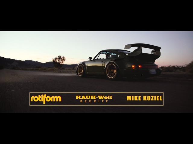 CLICKTHROUGH // The Roads Less Traveled -LV to LA ( Rauh-Welt Begriff Porsche 964 )