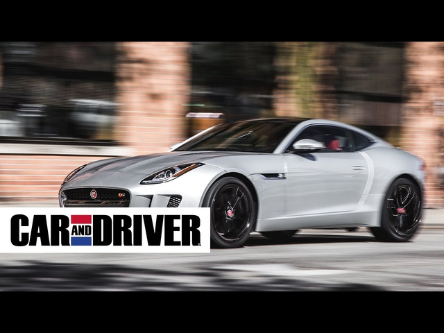 <em>Jaguar</em> F-Type Review in 60 Seconds | Car And Driver