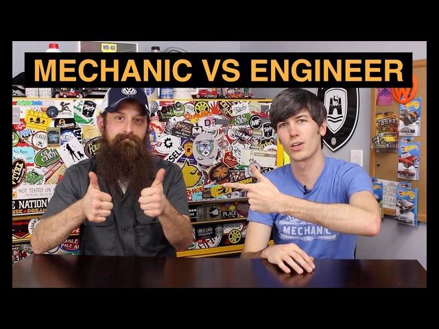 Mechanic vs Engineer -5 Things You Need To Know