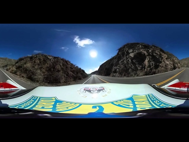 Magnus Walker | 360 Degree Video | eGarage