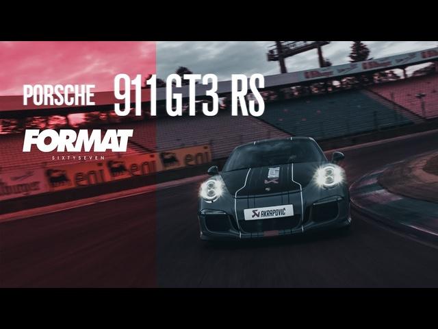 AKRAPOVIC <em>PORSCHE</em> 911 GT3 // FORMAT67.NET
