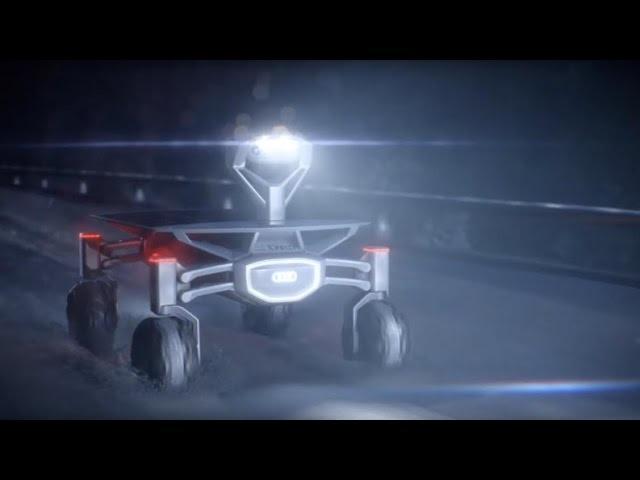 <em>Audi</em> quattro®: Mission to the Moon
