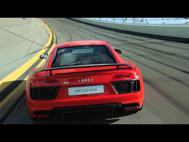 <em>Audi</em> R8 V10 Plus: 2016 ROLEX 24