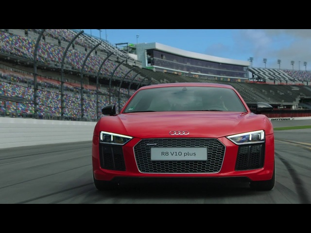 2017 <em>Audi</em> R8: The Most Powerful <em>Audi</em> Production