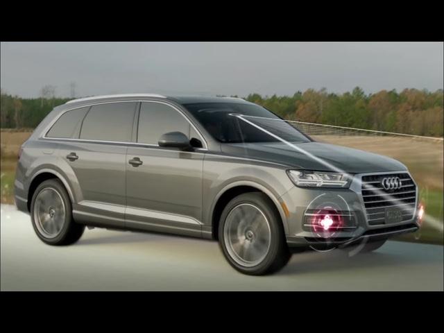 <em>Audi</em> Q7: Driver Assist