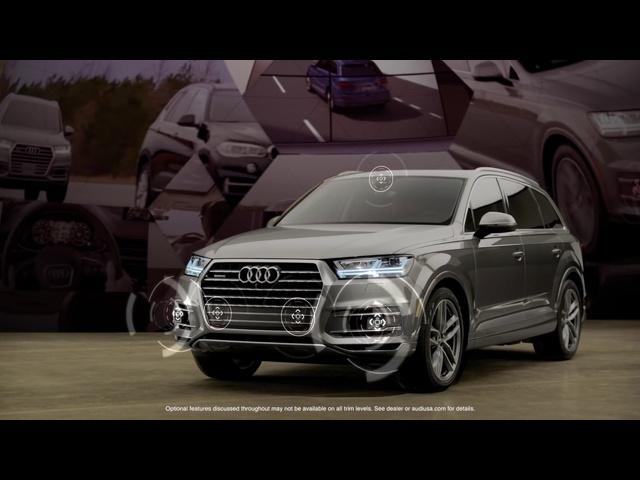 <em>Audi</em> Q7: Overview
