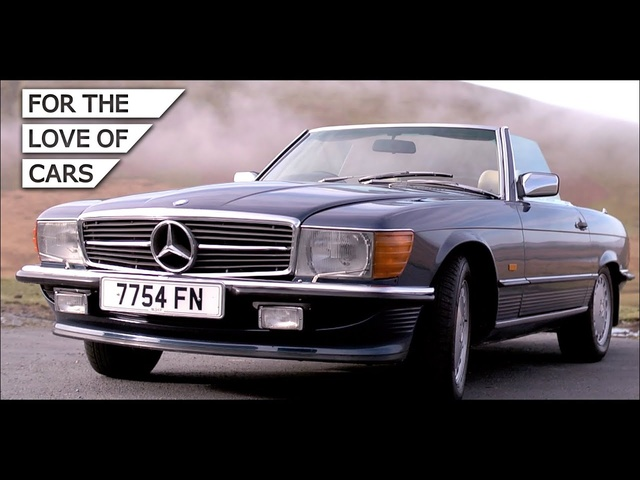 <em>Mercedes</em> SL500 R107: Charles Morgan's Classics - Carfection
