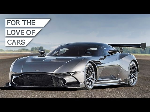 Aston Martin Vulcan: Build and Engine Noise (4K) - Carfection