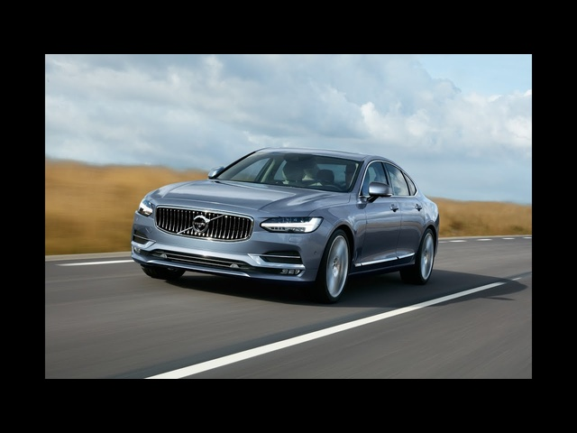 Volvo's S90 brings beauty back to the road