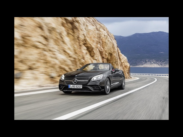 Mercedes-AMG SLC43: An old favourite with a new name (and more power)