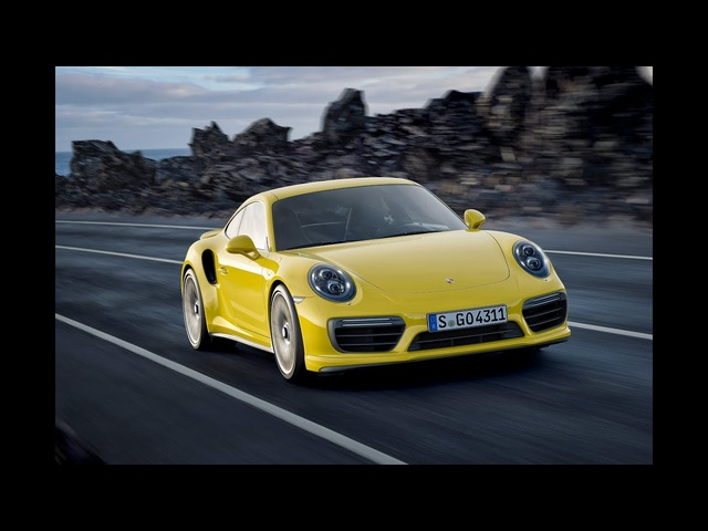 2017 <em>Porsche</em> 911 Turbo S: The Full Story