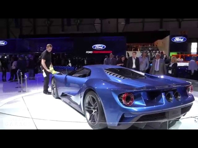 2015 Geneva auto show walk-around Harry's garage special