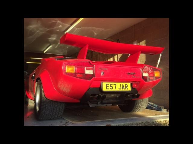 <em>Lamborghini</em> Countach 5000 Quattrovalvole review