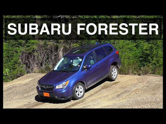 2016 <em>Subaru</em> Forester - Review & Offroad Test Drive