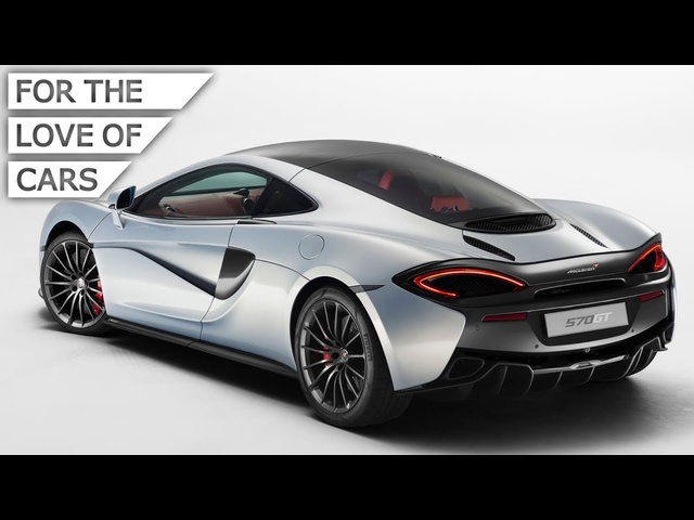 NEW <em>McLaren</em> 570GT: Exclusive First Look - Carfection