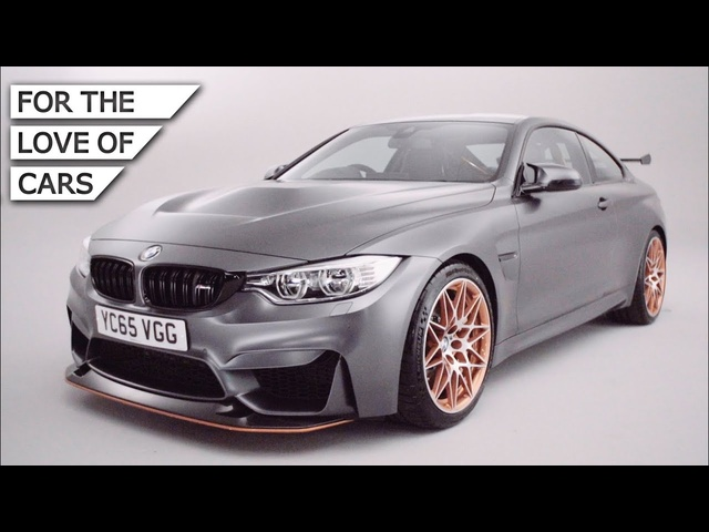 <em>BMW</em> M4 GTS: Beautiful Beast - Carfection