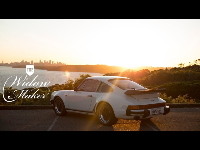 This <em>Porsche</em> 930 Turbo Is A Widowmaker