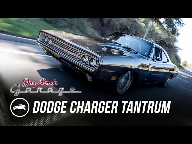 1970 <em>Dodge</em> Charger Tantrum - Jay Leno's Garage
