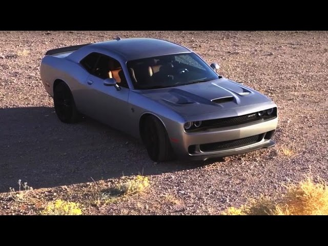<em>Dodge</em> Challenger Hellcat And The Story Of Willow Springs
