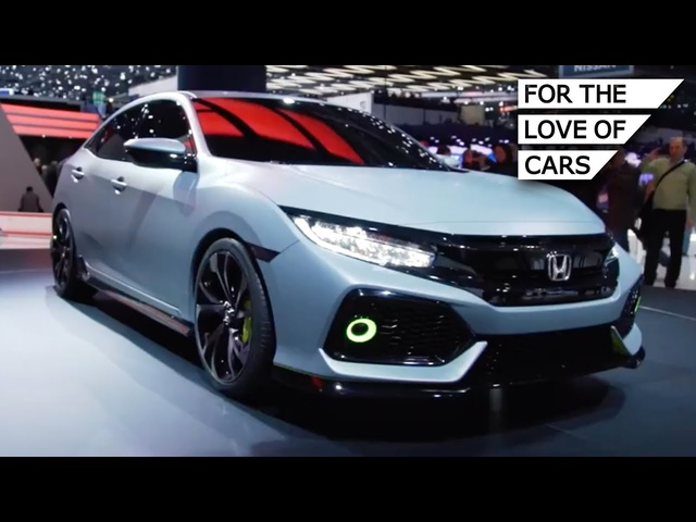 New Honda Civic Prototype: Better Looks, Type R Coming? - Carfection