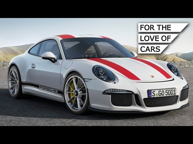 <em>Porsche</em> 911 R: Driving Purity - Carfection