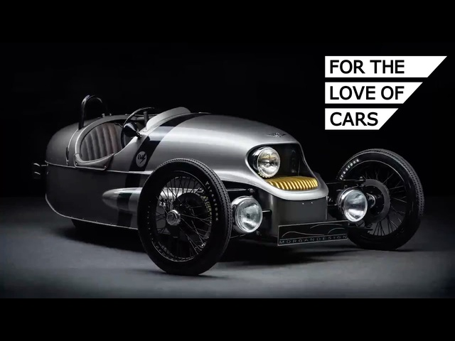 Morgan EV3 Concept: Electric Mayhem - Carfection