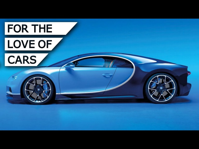 Bugatti Chiron: This Is What It Sounds Like - Carfection