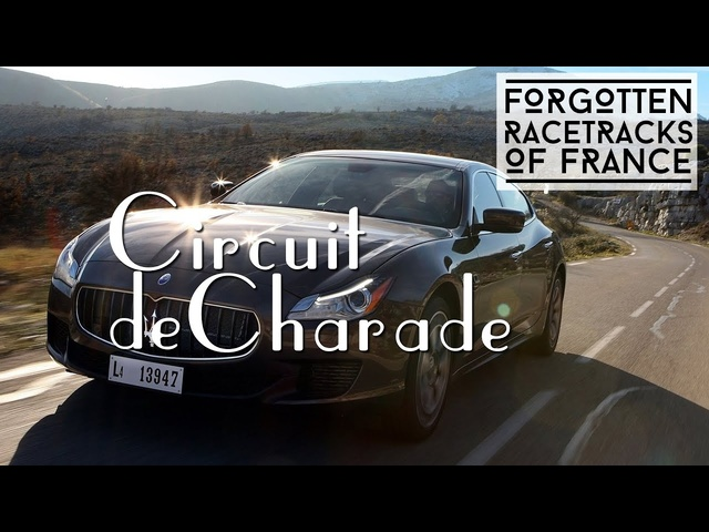 Maserati Quattroporte GTS Racetrack Roadtrip: Circuit De Charade - Carfection