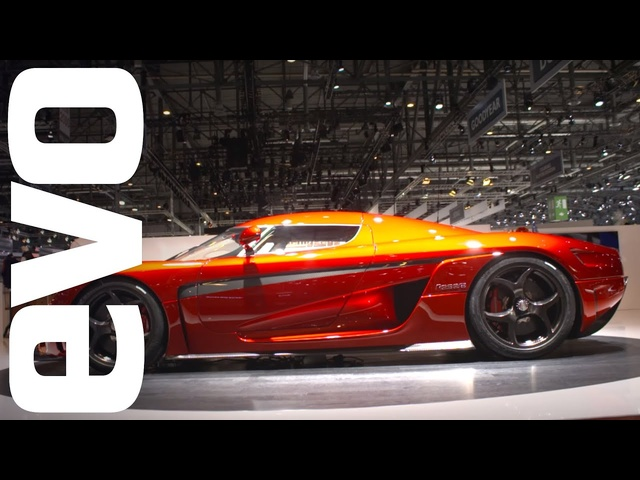 Koenigsegg Regera. The facts, the figures, the incredible hypercar | evo MOTOR SHOWS