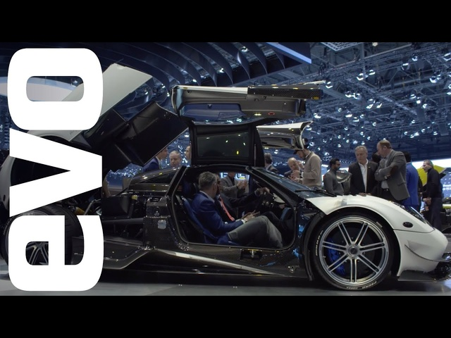 Pagani Huayra BC explored | evo MOTOR SHOWS