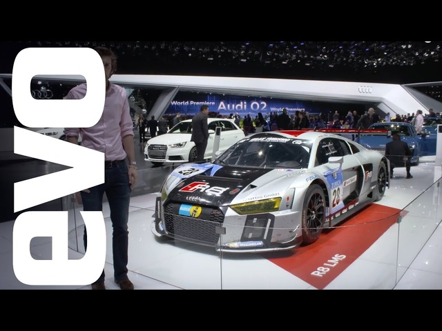 <em>Audi</em> at Geneva 2016 | evo MOTOR SHOWS