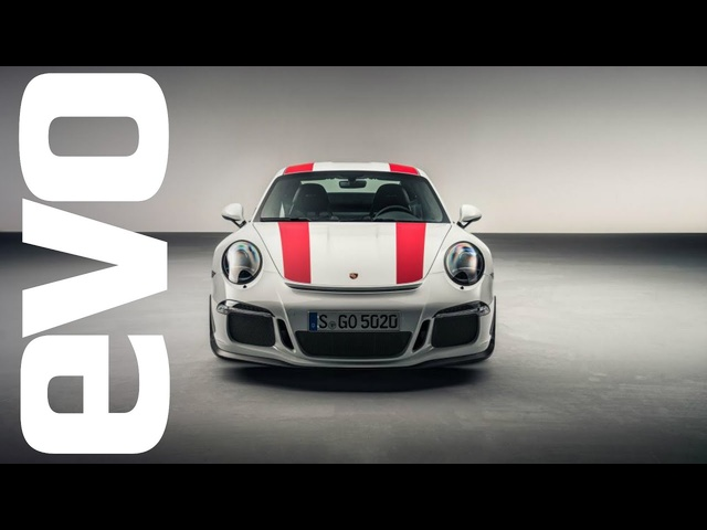 <em>Porsche</em> 911 R exclusive. The purest 911 ever?