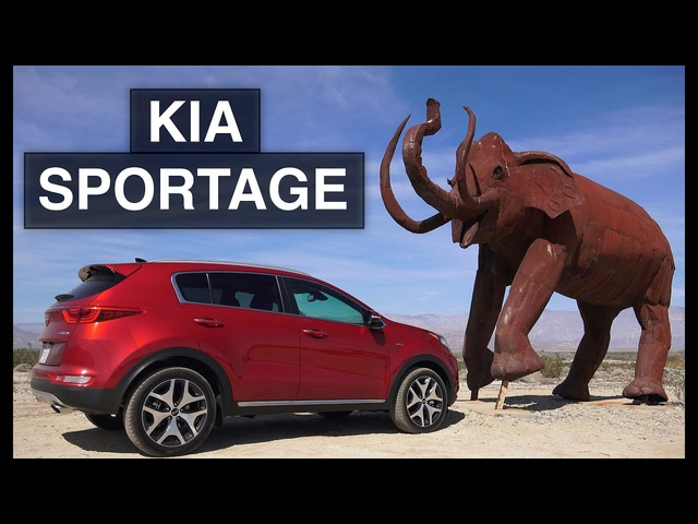 2017 <em>Kia</em> Sportage Review - 2.0L AWD Turbo