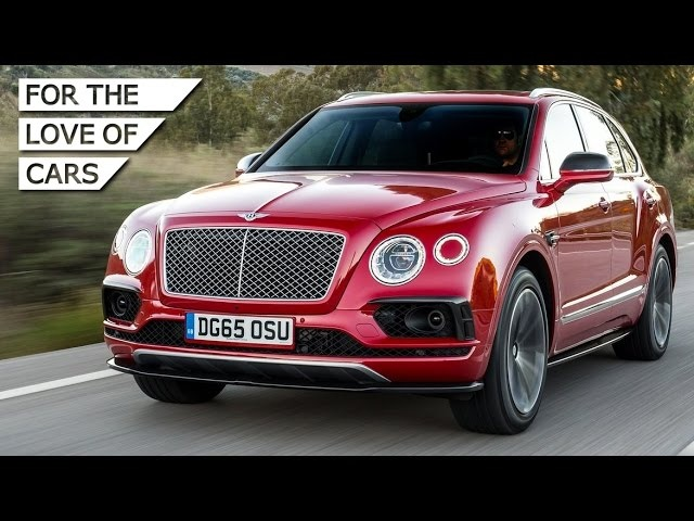 Bentley Bentayga: World's Fastest SUV - Carfection