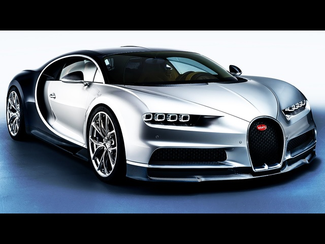 Exclusive First Look: Bugatti Chiron - World's Fastest Production Car? - Motor Trend Presents