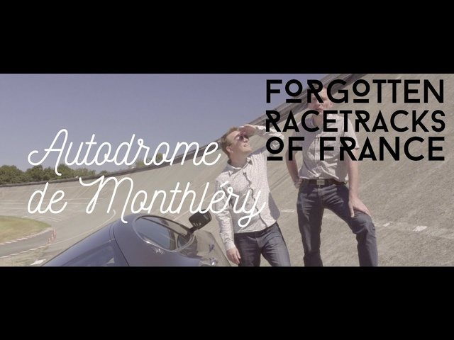 Autodrome de Montlhéry: Maserati Racetrack Roadtrip Ep 2 - Carfection