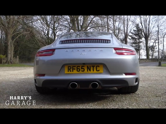 2016 Porsche 911 Carrera S, real-world drive review