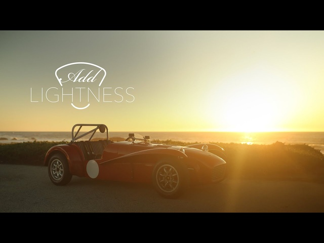 This Lotus Super Seven Adds Lightness