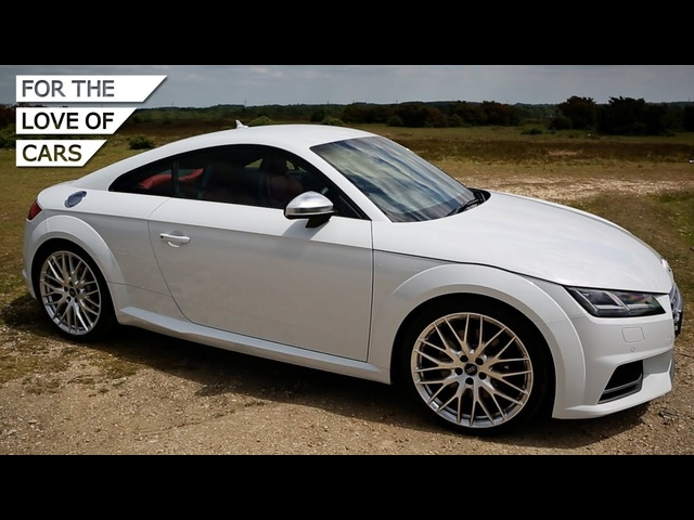 2016 <em>Audi</em> TTS: Finally Perfect - Carfection