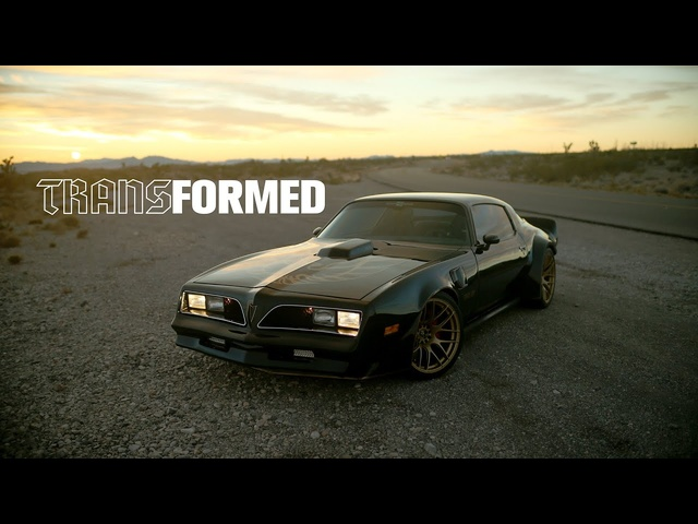 This <em>Pontiac</em> Firebird Trans Am Has Been Transformed