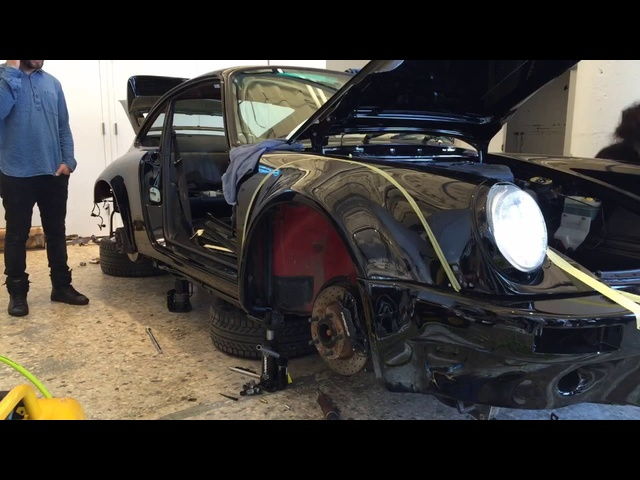 Nakai-San Creates a Rauh-Welt <em>Porsche</em> 911 LIVE at TheDrive.com Studio -- Part 3