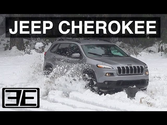 2016 <em>Jeep</em> Cherokee 4X4 - Deep Snow & Off-Road Review
