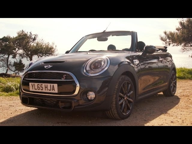 MINI Cooper S Convertible: Daily Droptop? - Carfection