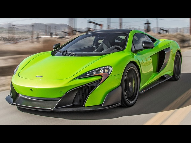 2016 <em>McLaren</em> 675LT: What Happens When You Crank a Supercar Up to 11? - Ignition Ep. 148
