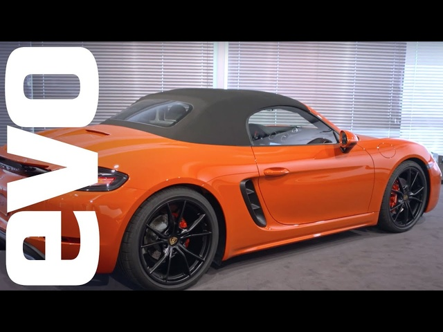 <em>Porsche</em> 718 Boxster S preview - everything you need to know | evo UNWRAPPED