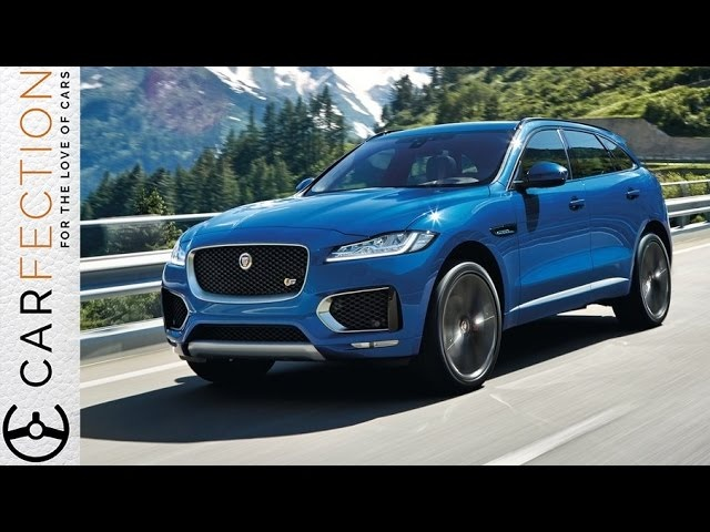 <em>Jaguar</em> F-Pace: Look out Porsche Macan? - Carfection