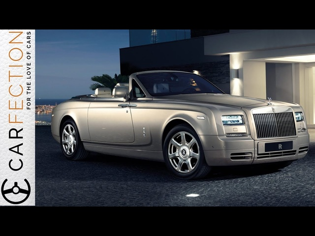 Rolls-Royce: Living Like A Millionaire - Carfection