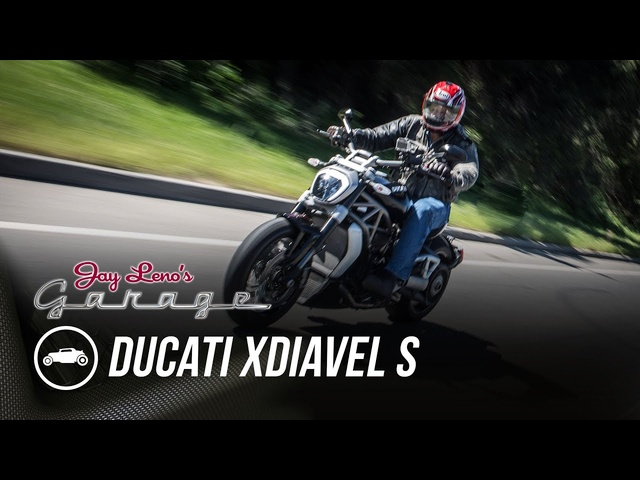 2016 Ducati XDiavel S -Jay Leno's Garage