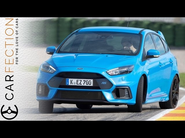 2016 Ford Focus RS: Best Hot Hatch Ever? - Carfection